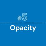 【Flutter】Widget of the Week #5 Opacity